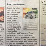 Helping the iconic Smart get more Iconic